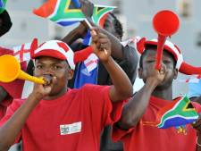Vuvuzela: tout mais pas ça!