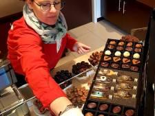 Geluksmomentje met chocolade, juist nu! Maar bij Martinez Chocolatier heb je wel keuzestress