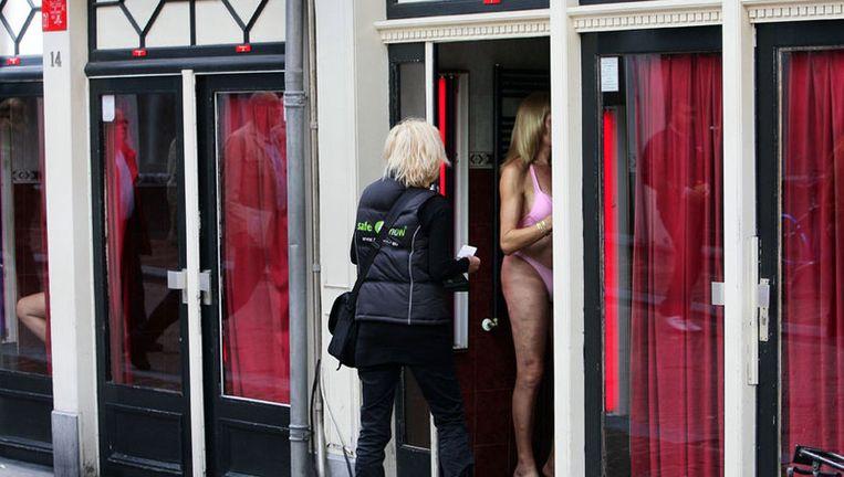 De gemeente moet exploitante Nathalie Venekamp een schadevergoeding van ruim 42.000 euro betalen. Dit heeft de rechter bepaald. Geen van de afgebeelde mensen heeft met deze zaak te maken. Foto ANP Beeld