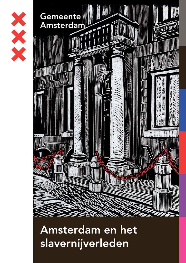 Amsterdam en het slavernijverleden Beeld
