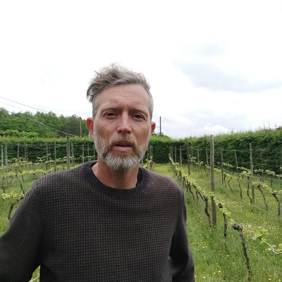 Raadslid David Celis van partij Groen in Diest.