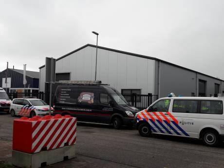 Eén man krijgt proces-verbaal voor wapenbezit in pand op De Smokkelhoek Kapelle