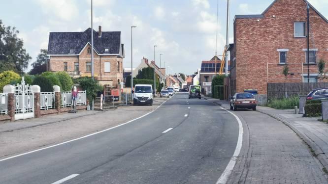Torhoutsestraat drie weken lang onderbroken door rioleringswerken