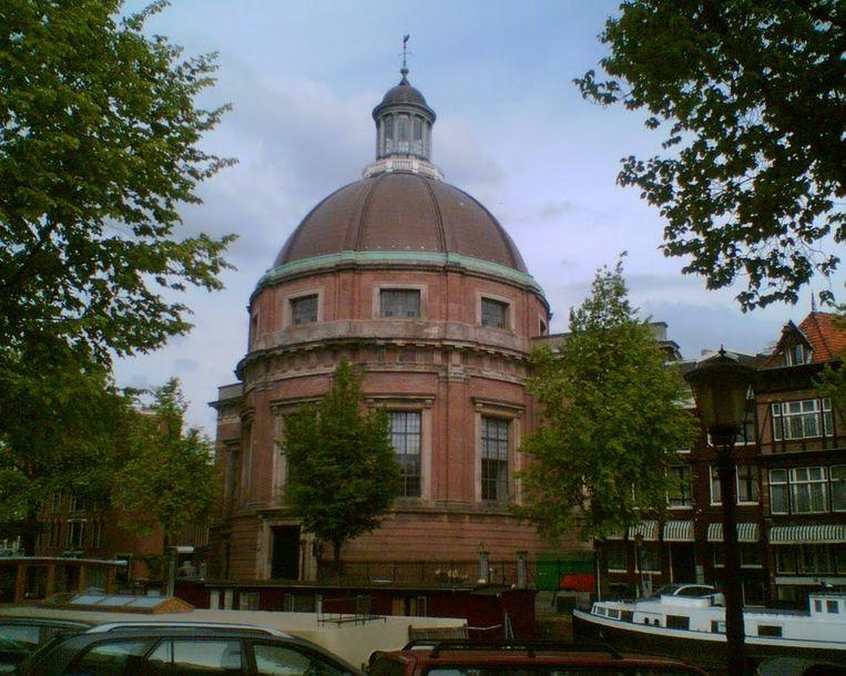 Lutherse Koepelkerk Amsterdam Beeld -