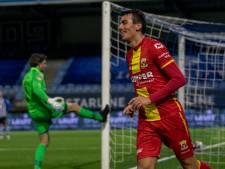Uitgedund FC Eindhoven kan Go Ahead niet bijhouden en verliest opnieuw