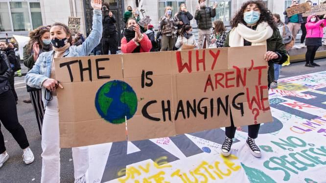 """Klimaatcoalitie roept op tot actie: """"1,5 graden is geen symbolische grens, maar kwestie van leven en dood"""""""