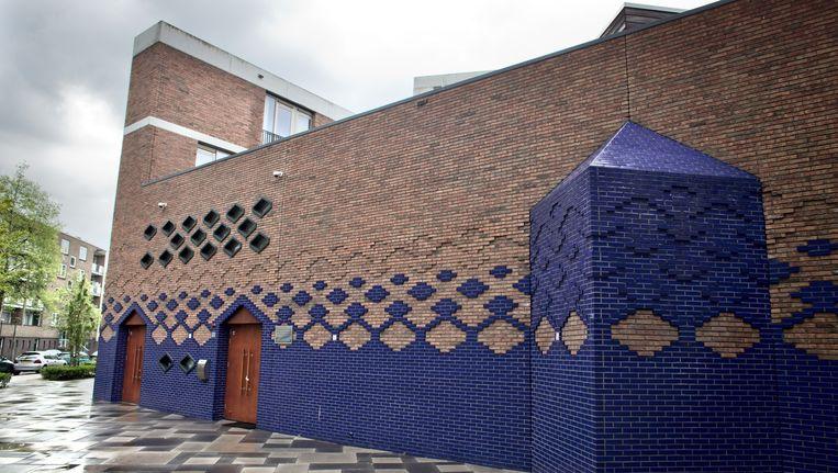 De Blauwe Moskee in Nieuw-West. Beeld Rink Hof