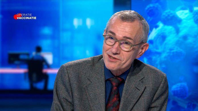 Minister van Volksgezondheid Frank Vandenbroucke (sp.a)