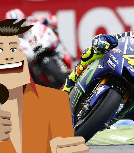 Quiz | Hoe vaak won Valentino Rossi de TT van Assen?