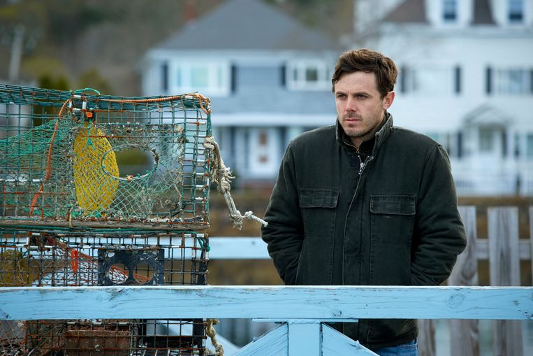 Casey Affleck in Manchester By The Sea Beeld AP