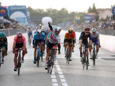 Ulissi wint voor achtste keer een Giro-etappe, Almeida loopt iets uit op Kelderman