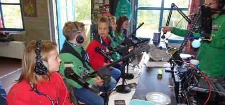 Topdrukte in de scoutingblokhutten in Boxtel en Sint-Michielsgestel
