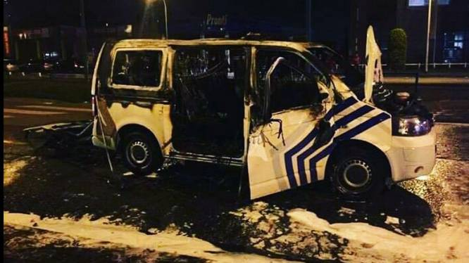 Antwerp wil relschoppers streng bestraffen