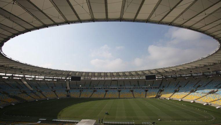 Het Maracanastadion in Brazilië
