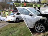 Meerdere gewonden bij ernstig ongeluk op N302