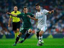 Real Betis steelt de punten in Madrid
