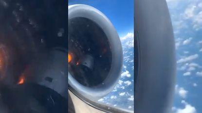 VIDEO. Vliegtuigmotor valt uit, passagiers staan doodsangsten uit terwijl piloot noodlanding maakt