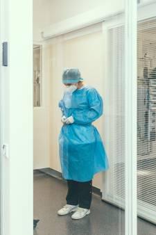 Moins de 750 patients aux soins intensifs
