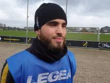 El Allouchi enthousiast na eerste NAC-training Hyballa: 'Heel energiek en heel actief'