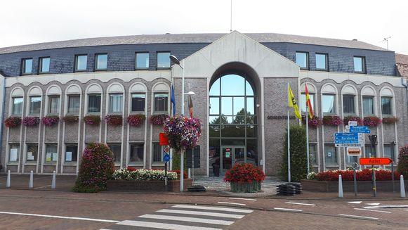 Gemeentehuis Herzele.