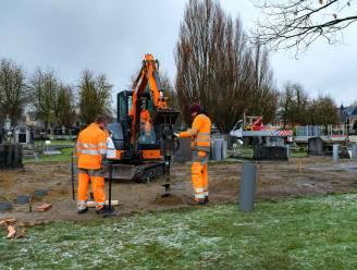 Kontichse begraafplaats krijgt ruimere strooiweide en urnenlandschap