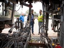 Open dag trekt treinliefhebbers naar Almelo