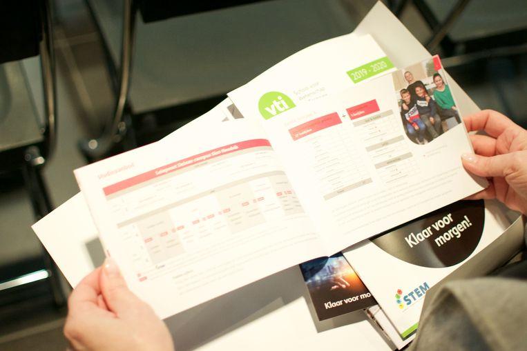 De infosessie is een samenwerking tussen vier vrij campussen in Deinze.