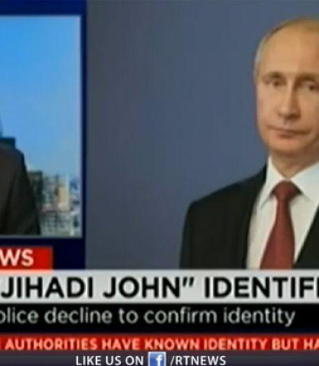 """""""Jihadi John"""" est... Vladimir Poutine selon CNN"""
