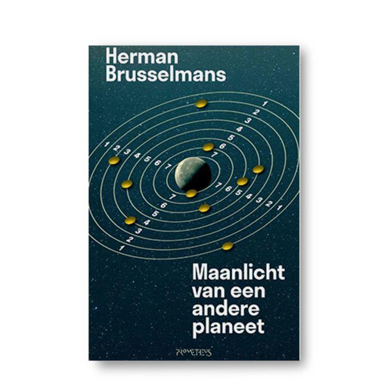 Maanlicht van een andere planeet - Herman Brusselmans Beeld Uitgeverij Prometheus