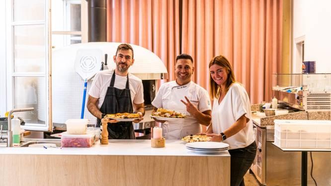 """Sofie (46) opent Pizzeria Sofia, met échte Napolitaanse pizza's: """"Tijdens lockdown in Napels lessen gevolgd"""""""