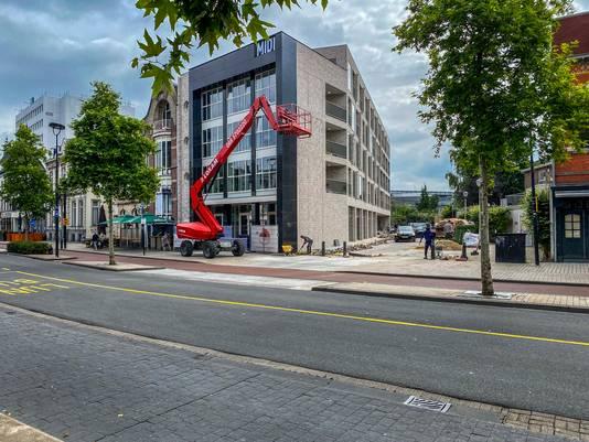 Het Tilburgse Midi-complex werd recent opgeleverd.