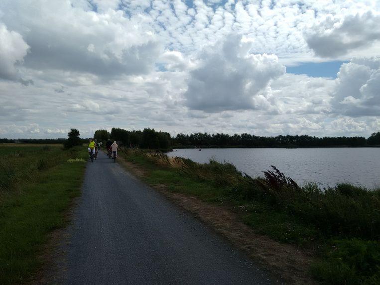 De provincie investeert in de Koolhofput op de grens van Nieuwpoort met Oostduinkerke.
