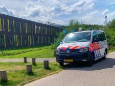 Geen gewonden bij brandje in Woenselse Poort Eindhoven