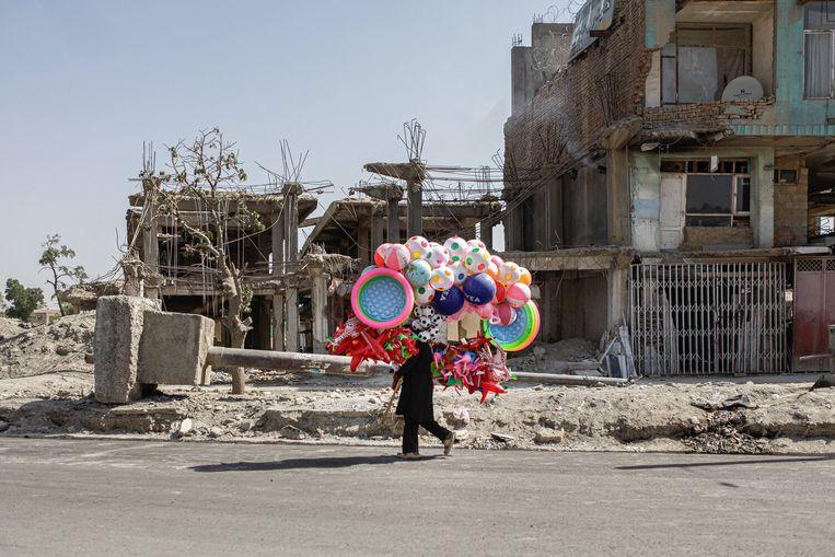 Kabul Beeld Wouter Van Vooren