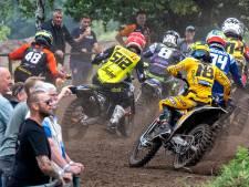 Eindelijk gaat het motorcrossjaar van start op de Arnhemse heide: 'We gaan zo lo-hos'