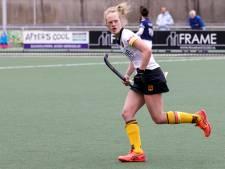 'Potential' Elin van Erk combineert studie met hockey op drie fronten