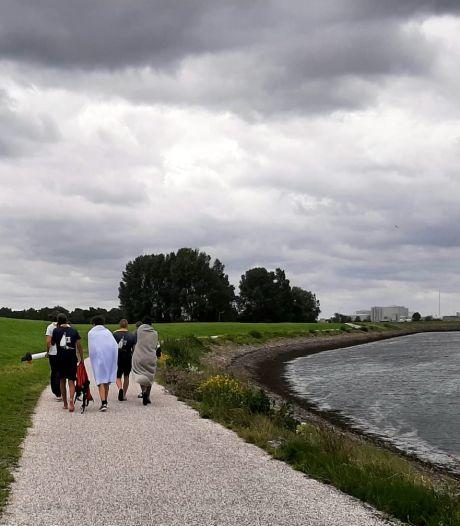 21 Antwerpse zeescouts in nood op Oosterschelde, ontredderde groep veilig aan de wal
