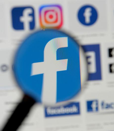 Les données financières d'employés de Facebook volées dans une voiture