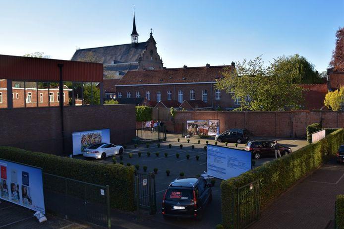 Het Sint-Victor in Turnhout bedacht een originele manier om een opendeurdag te houden.