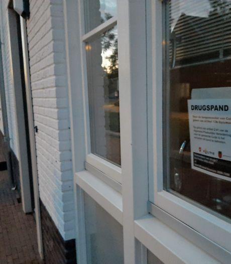 Drugs: weer woning op slot in Cuijk