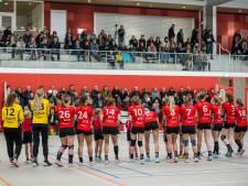 Handbalcompetitie stilgelegd, ook Kwiek hoeft het hars niet meer te grijpen