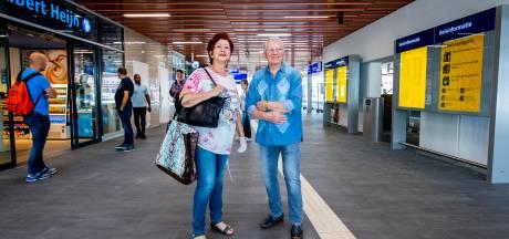 Bijzonder! Alexander krijgt als eerste station in Nederland een digitale opening