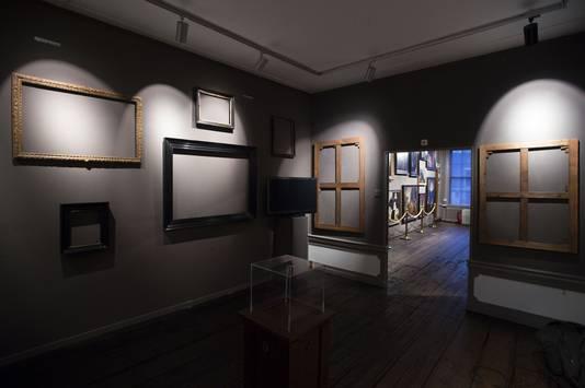Het museum na de kunstroof