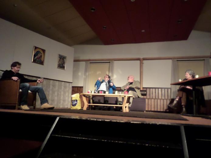 Scene uit Familie door TG YrroS!
