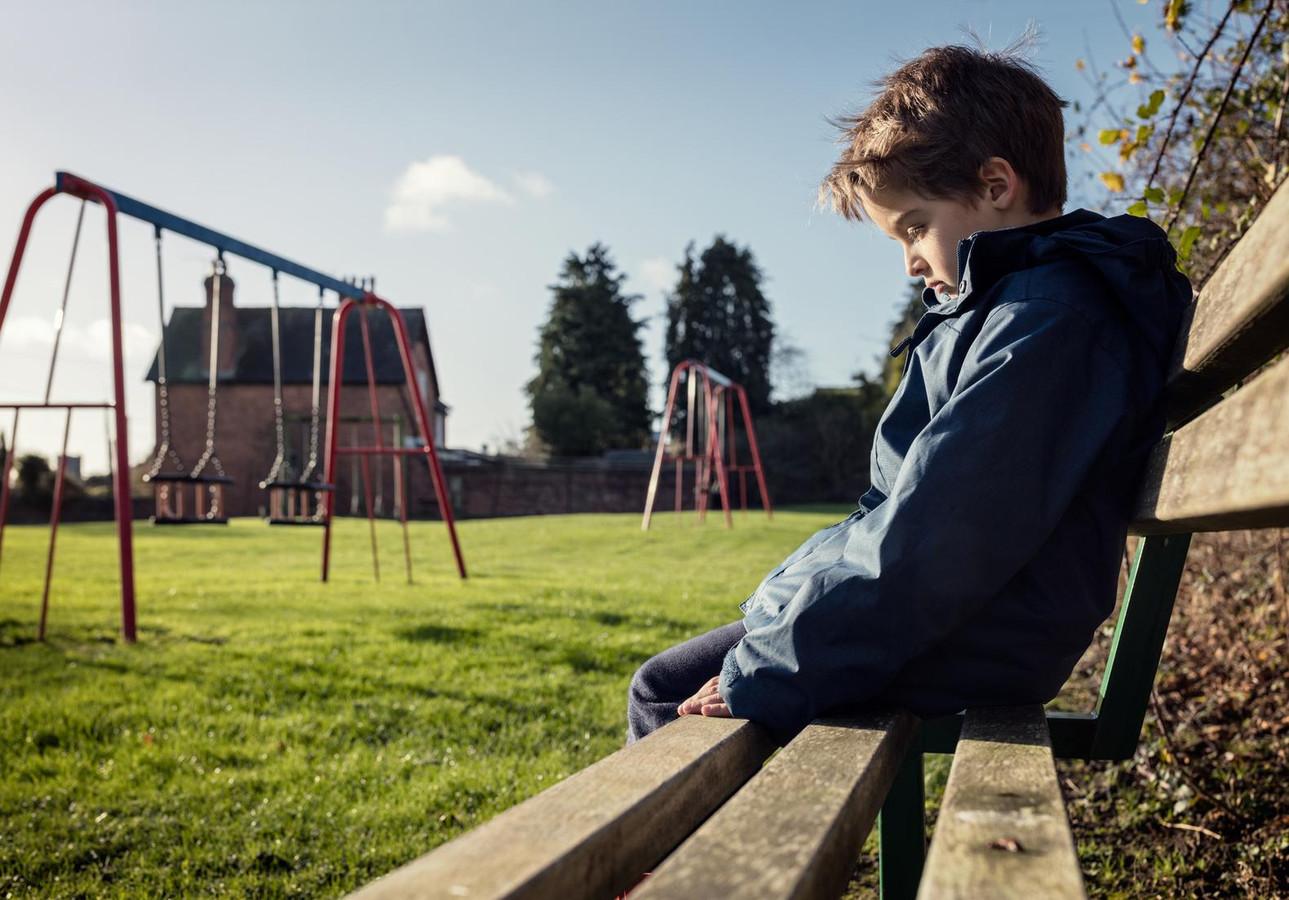 Foto ter illustratie. De jongen op de foto is niet de 5-jarige Tilburgse jongen.