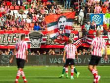 LIVE | Sparta aast tegen verrassing NEC op tweede zege van het seizoen