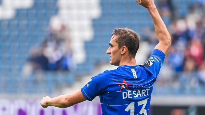 """De Sart na 6-1 tegen Club: """"Dit was een referentiematch"""""""