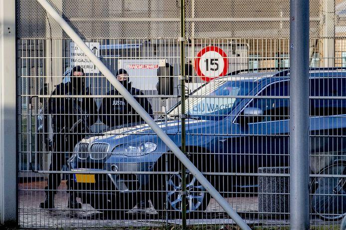 De EBI in Vught is nu de enige extra beveiligde gevangenis in Nederland.