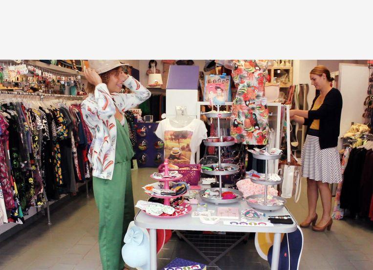 Shoppen in Den Haag Beeld Den Haag Marketing