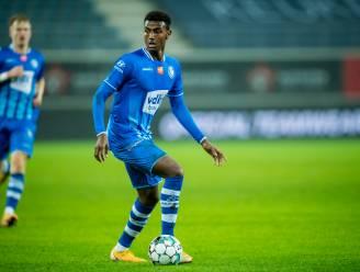 """Nieuwkomer Yonas Malede blij met speelminuten bij AA Gent: """"Rami Gershon zei me dat dit een fantastische club is"""""""
